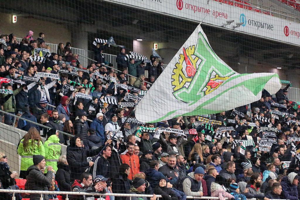 «Торпедо» может провести весенние матчи на стадионе «Спартака». Переговоры близки к завершению